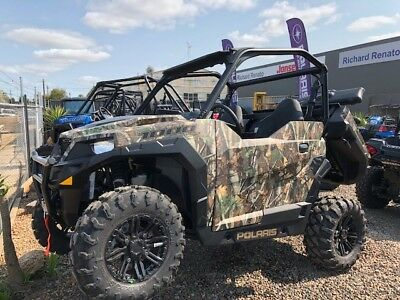 Polaris General 1000 Camo - SAVE $4000 (one only)
