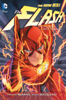 The Flash Volume 1: Move Forward TP (The New 52) by Francis Manapul (Paperback,