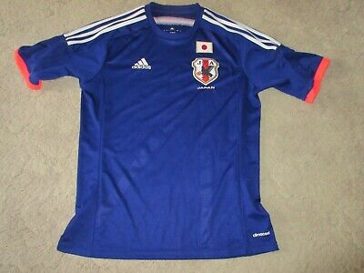 c87038420 JAPAN ADIDAS CLIMACOOL Soccer Jersey Youth Size Large -  19.99 ...