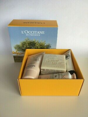 NEW: L'Occitane Gift Box 4 piece set