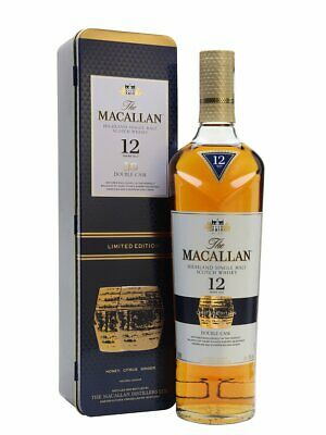 The Macallan 12 Year Old Double Cask Limited Edition Single Malt Scotch Whisky