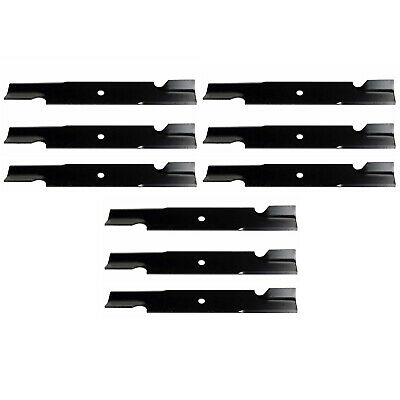 3) USA MOWER Blades® Mulching High Lift for Kees 100341 363055 36