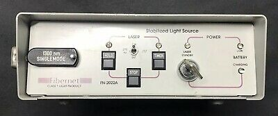Fibernet SLS Stabilized Light Source - Fiber Optic 1300nm -10dBm CW Mod LASER