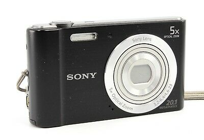SONY Cyber-Shot DSC-W800 20.1 MP Digital Camera