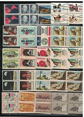 A Nice Selection of 20 All Different 6 Cent  Blocks Of 4. MNH. OG  #02 B20