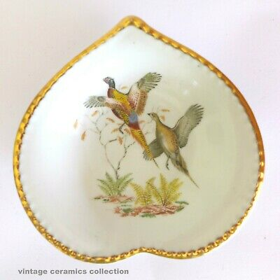 RETRO WESTMINSTER CHINA 1950s AUSTRALIAN POTTERY VINTAGE FLYING DUCKS DISH 567