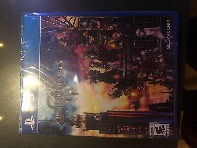 sie playstation 4 pro kingdom hearts iii limited edition【ps4】 cuhj10025