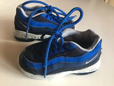 f070ae5bd13a9 NKE AIR MAX Baskets bleu Bébé Pointure 23