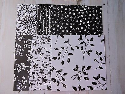 Stampin Up Paper -- Petal Passion