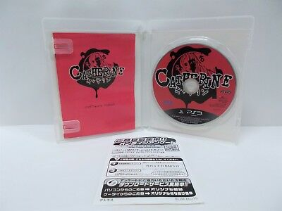 PlayStation3 -- CATHERINE -- PS3. JAPAN GAME. 57280