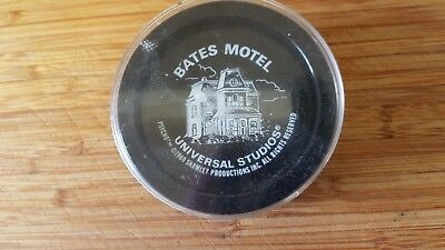 Vintage Bates Motel Coasters Set Of 4  Psyco 1960
