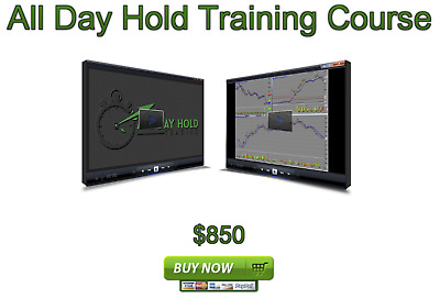 All Day Hold Trading Training Course (With One More Bonus course!!!)