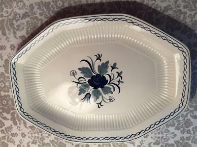 Pottery, Porcelain & Glass Loyal Adams Baltic 34 Cm Platter Pottery