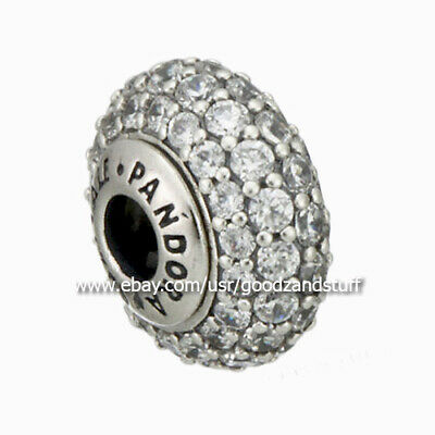 ESSENCE COLLECTION Balance Authentic Pandora Silver with CZ Charm 796088CZ