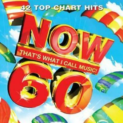 Various Artists - Now That's What I Call Music! 60 - 2005 CD Compilation
