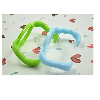 Baby Cup Feeding Bottle Trainer Easy Grip Standard Plastic Handles Holder A-L