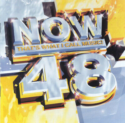 Various Artists - Now Thats What I Call Music! Volume 48 - 2001 CD Compilation