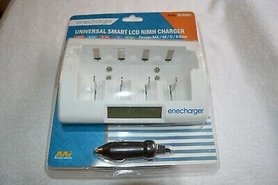 Minelab Metal Detectors ~ Sdc 2300 ~ Charger ~ (4) Batteries ~New In Sealed Pack