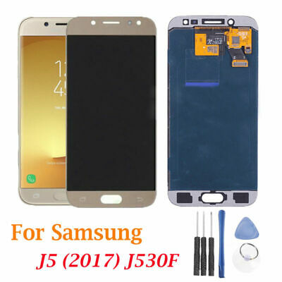 Für Samsung Galaxy J5 SM-J530F (2017) LCD Display +Touch Screen Bildschirm Gold