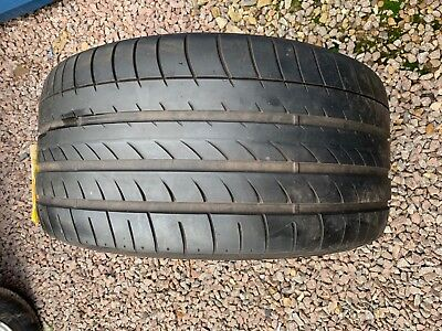 Part Worn Tyres 1x 315/35/20 Summer  Dunlop SpSport Maxx Gt Run Flat 110W EL