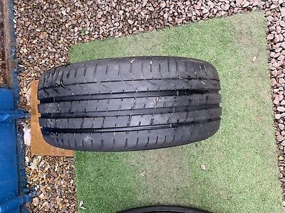 Part Worn Tyres 1x 225/35/19 Summer 1x Pirelli P Zero 88Y EL