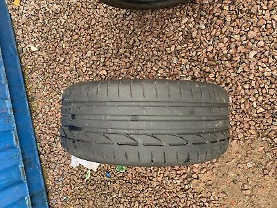 Part Worn Tyres 1x 225/40/18 Summer  Bridgestone Potenza S001 97Y RunFlat