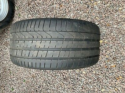 Part Worn Tyres 1x 275/35/20 Summer 1x Pirelli P Zero B1