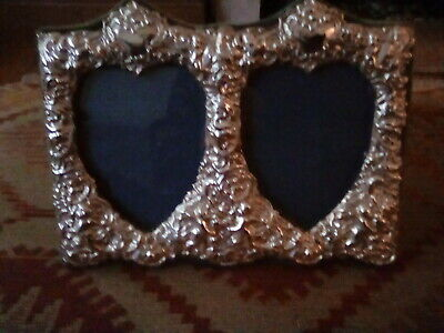 Solid silver frame