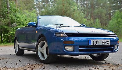 Toyota Celica 4WS Cabriolet JDM RHD convertible.Very good condition PX SWAP