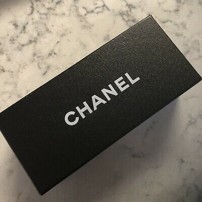 871cad0fd83 AUTH CHANEL CASE   Box Gucci Versace Burberry Sunglass Cases New ...