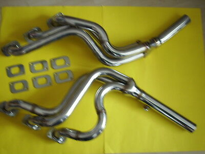 Headers Set Ford Sierra 2,9L BOA Cosworth Collektoren Stainlees Edelstahl New