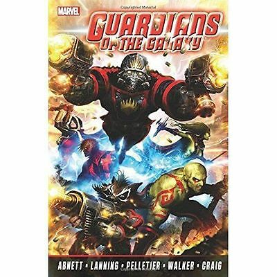 Guardians Of The Galaxy By Abnett & Lanning: The Complete Collection Volume 1 by