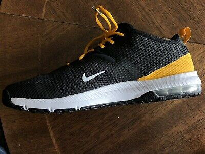 ac4feb965 NIKE PITTSBURGH STEELERS Air Max Typha 2 NFL Shoes Men s Size 13 ...