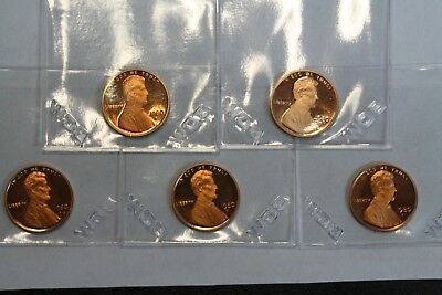 1980 S Proof Lincoln Memorial Cent Penny