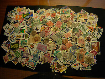 Used Lot Of 1000 Stamps Around The World,  Nice $$$  #m-1