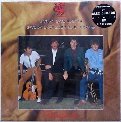 TAV FALCO PANTHER BURNS Red Devil LP Alex Chilton 1988 SEALED
