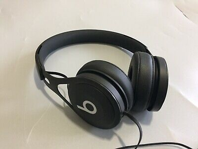 Beats by Dr. Dre EP On-ear Headphones Black colors