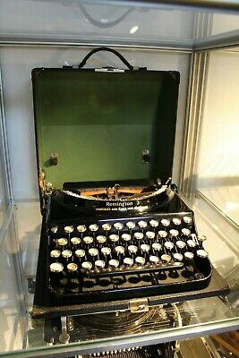 REMINGTON Portable 3 - 1932 - Schreibmaschine typewriter antik vintage - AZERTY