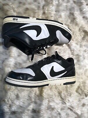 3f3b6e883516ee EUC 2007 Nike Air Prestige III Low 3 Athletic Basketball Skate Shoes Mens  Sz 11