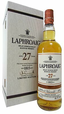 Laphroaig - Double Matured Limited Edition - 1989 27 year old  Whisky