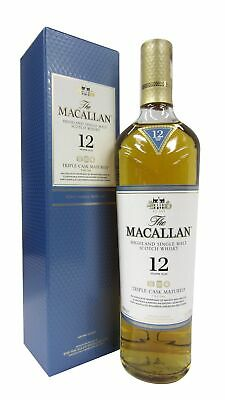 Macallan - Triple Cask Matured 12 year old  Whisky