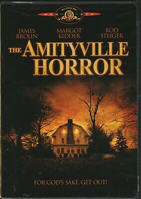 The Amityville Horror (DVD, 2005) Widescreen, 1979 Version, MGM, Rated R