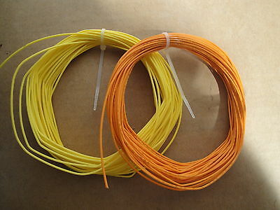 100 Ft - 22 Awg 7 strand silver plated Mil Spec Silver Plated Teflon wire 600V