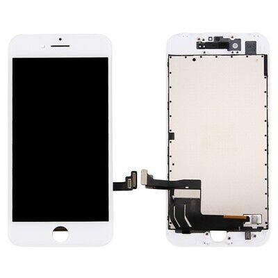 For iPhone 7 White LCD Display Touch Screen Digitizer Assembly Ship from USA