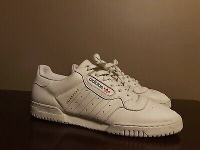 17adfee389a ADIDAS YEEZY POWERPHASE Calabasas OG Core White Size 11.5 -  86.00 ...