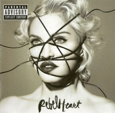 Madonna - Rebel Heart (Deluxe Edition) [CD] |Neuf|