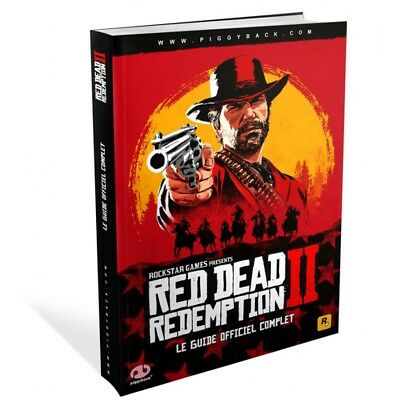 Guide FR red dead redemption 2 edition standard neuf sous blister