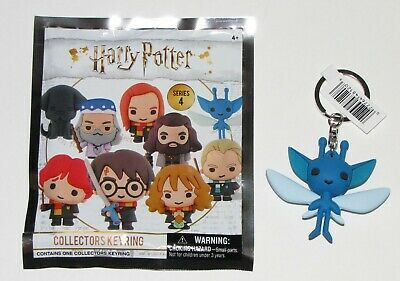 Harry Potter Collectors 3D Figural Keyring, Series 4 (Cornish Pixie)