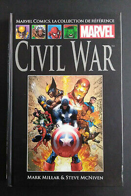 Marvel La Collection De Reference - Civil War - Comics - Vf - Annee 2015 - 4895