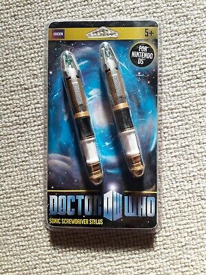 Bulk deal of 28 Doctor Who Sonic Screwdriver Stylus Twin Pack Nintendo ds Dr Who